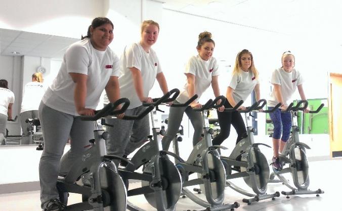 Kirklees College Female Cycling Club