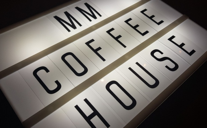 The Monday Muscle Coffee House