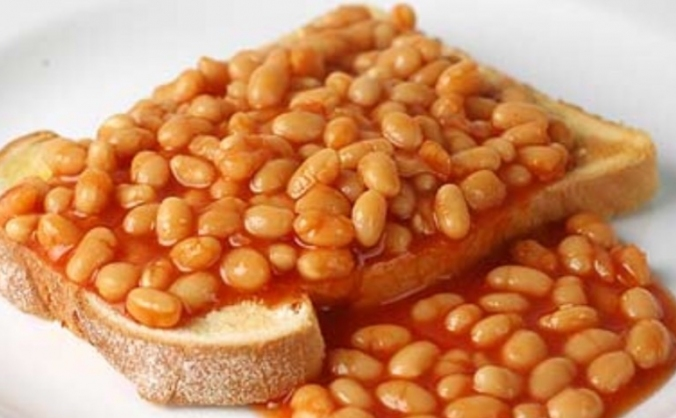 Beans on toast []