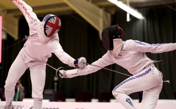 Junior Commonwealth Fencing Championships 2018
