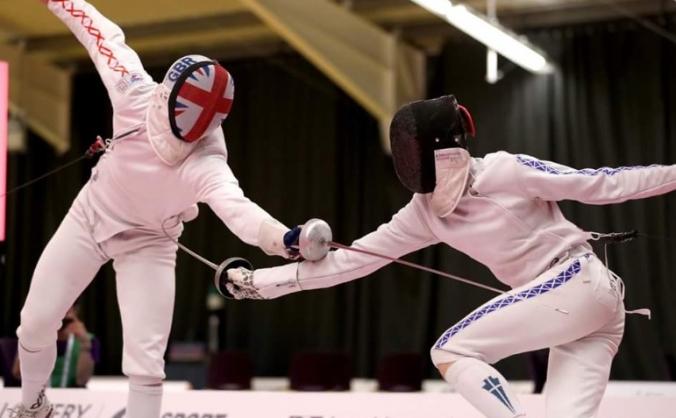 Junior Commonwealth Fencing Championships 2018