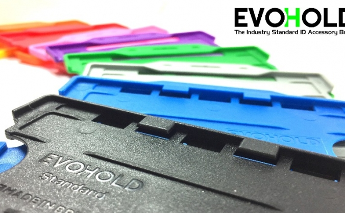 Evohold the industry standard ID accessory brand