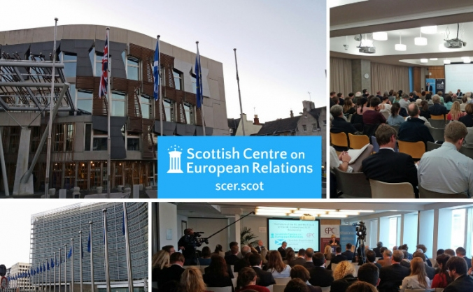 SCER: Scotland and Brexit Think Tank Programme