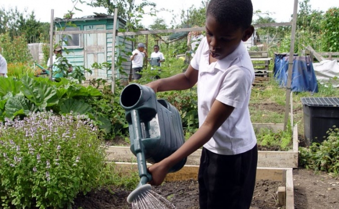 Polytunnel to help Special Needs Children Grow!