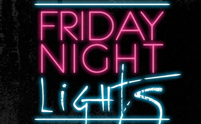 Friday Night Lights recording & t-shirts