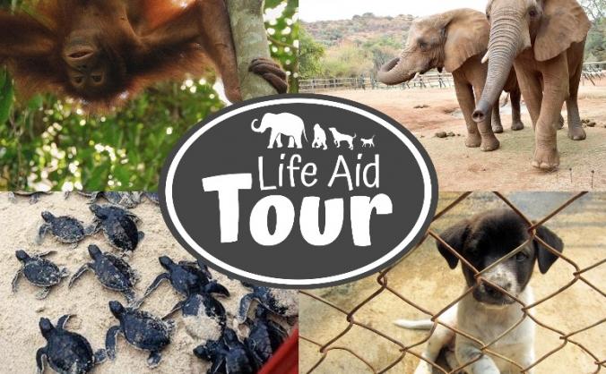 Life Aid Tour