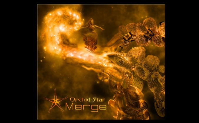 Orchid-Star - Merge - CD album