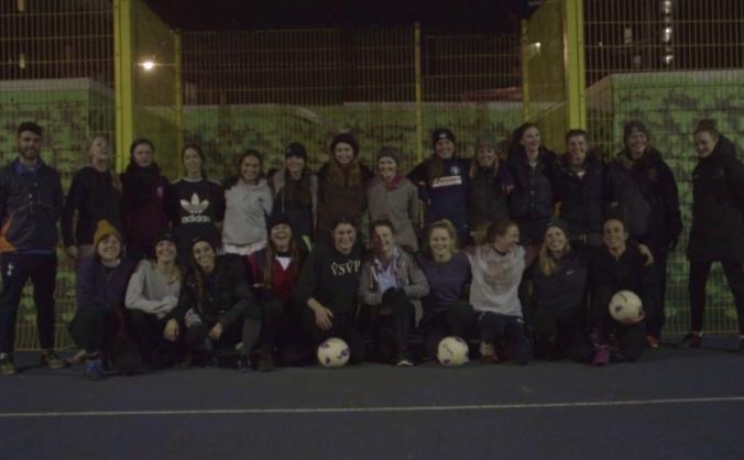GOAL DIGGERS FC (Women's Football Team)