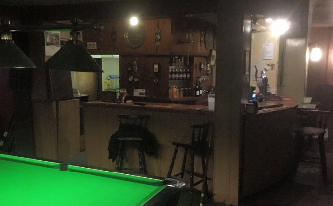 Dewsbury & Saville Club - New Bar
