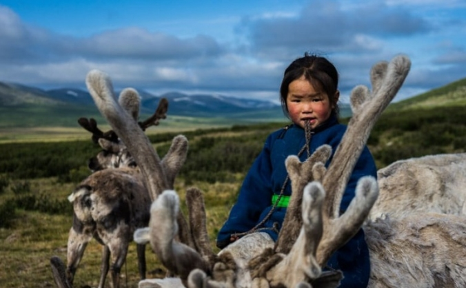 Fund my trip to visit the  Dukha tribe in Mongolia