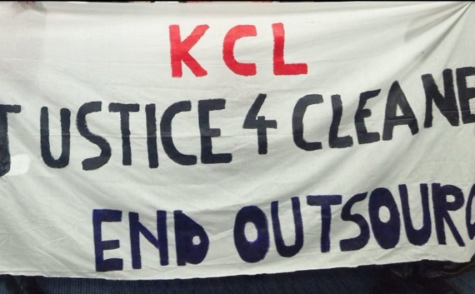 Support KCL Cleaning Staff with Medical Treatment