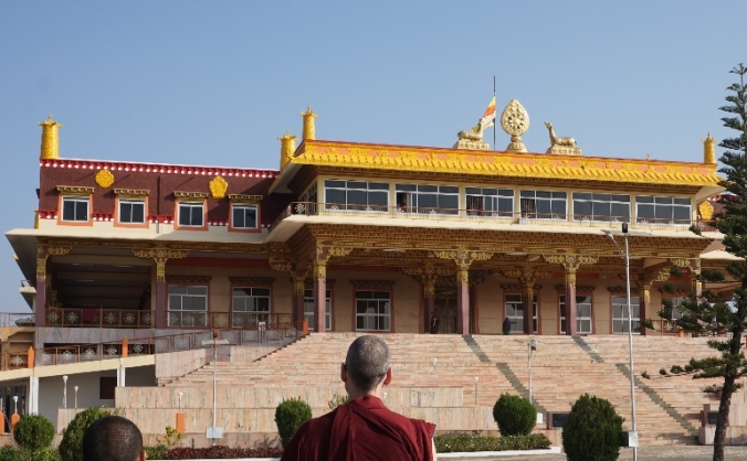 Support the Education of  Tibetan Buddhist Monks
