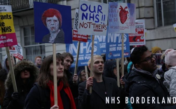 NHS Borderlands
