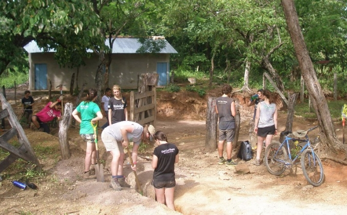 Sustainable Gravity-fed Water Systems in Borneo