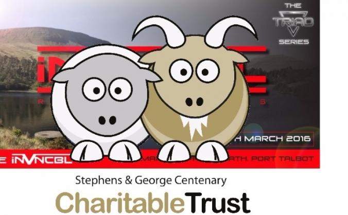 Invncbl Race for S&G Charitable Trust