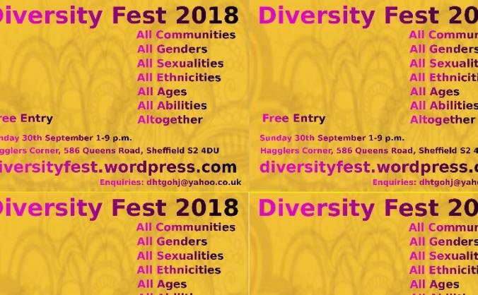Diversity Fest 2018