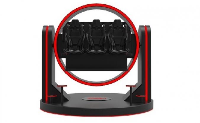 XD VR simulator