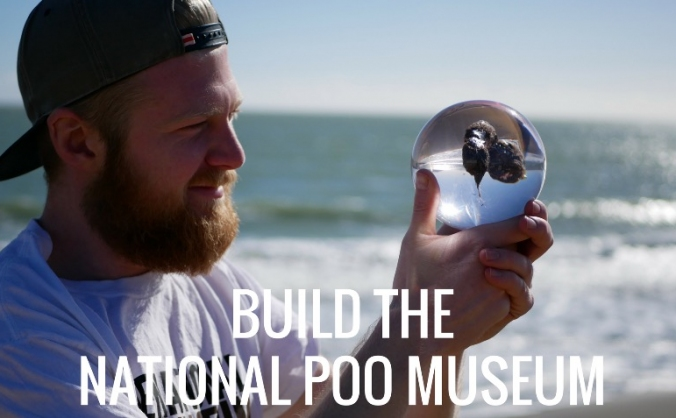 Build The National Poo Museum