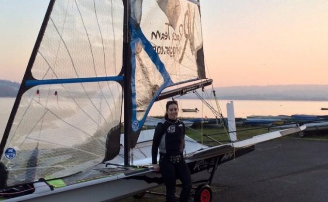 Mari Davies Sailing: Olympic Class Boat Appeal