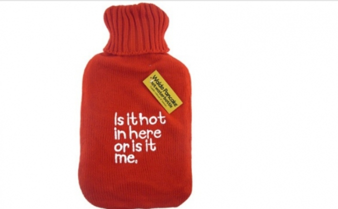 The hot water bottle project