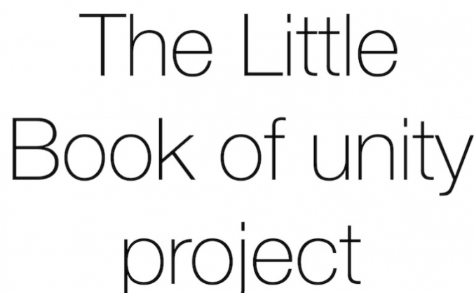 The little book of unity!