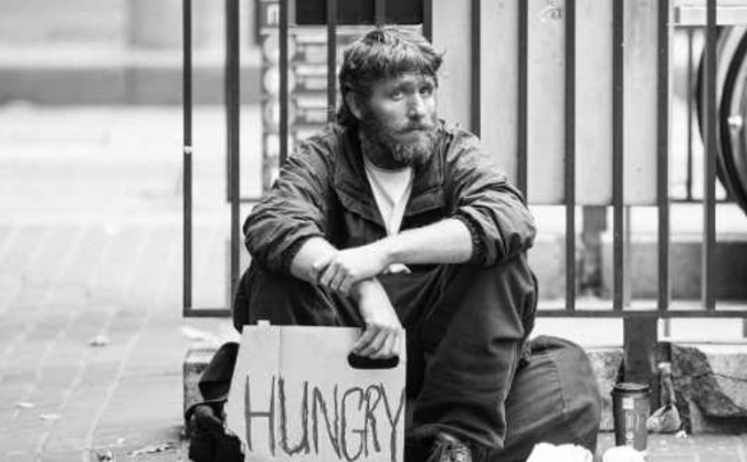Let's make London Warm - Help The Homeless