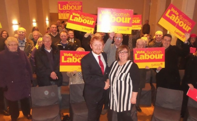 Linlithgow Labour Holyrood Campaign 2016