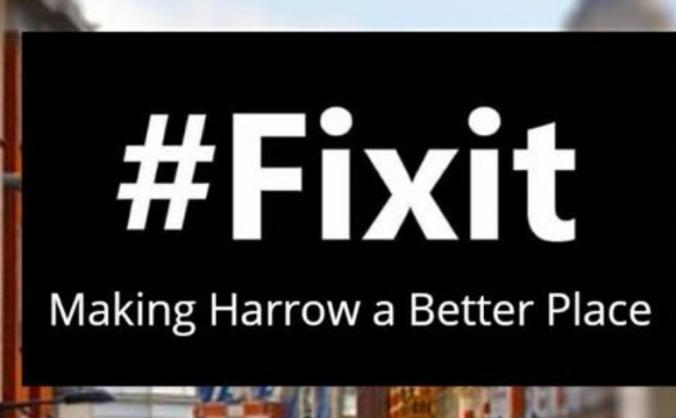#FixitApp