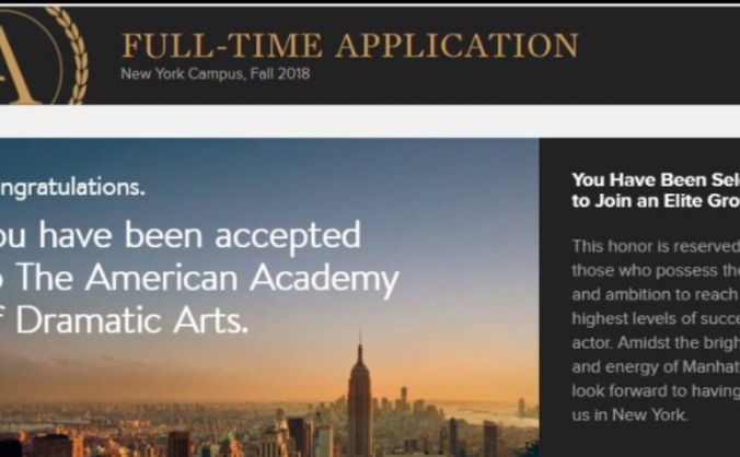 Please help me get to The American Academy