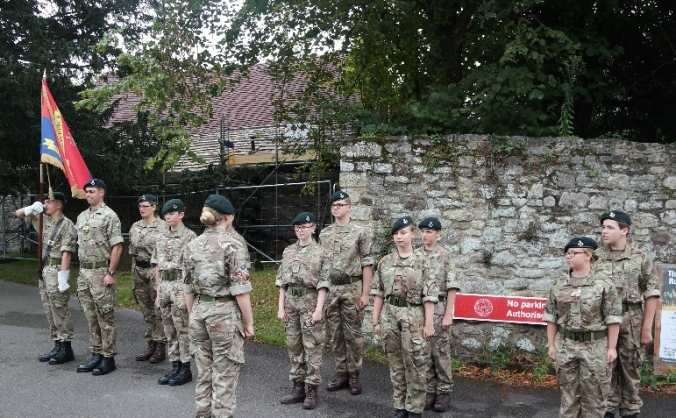 Christchurch Army Cadets