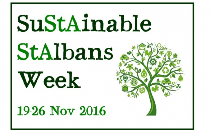 Sustainable St Albans Week 2016