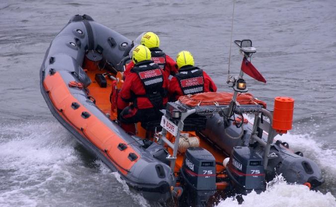 Help get Belfast's Lifeboat back on Service