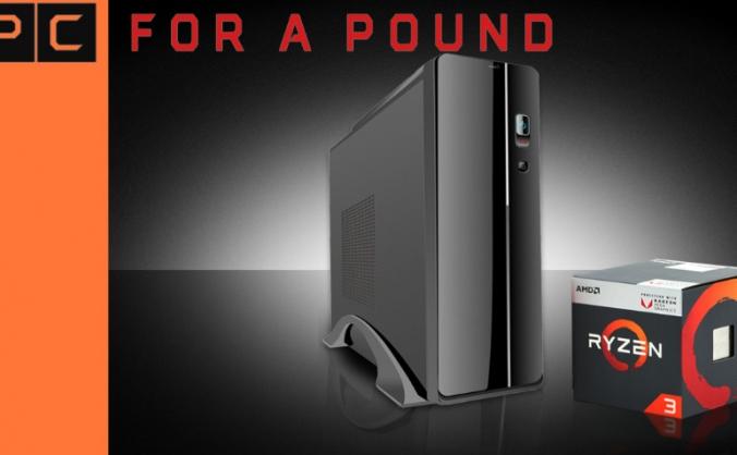 PC For a Pound April 2018