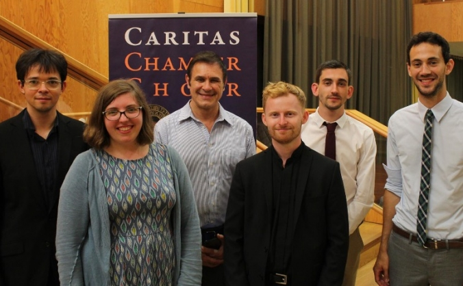 Caritas Emerging Composer Competition 2018