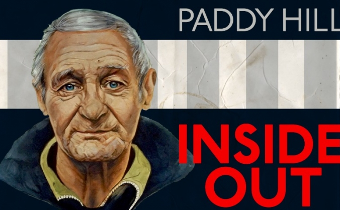 'Paddy Hill - Inside Out' theatre tour