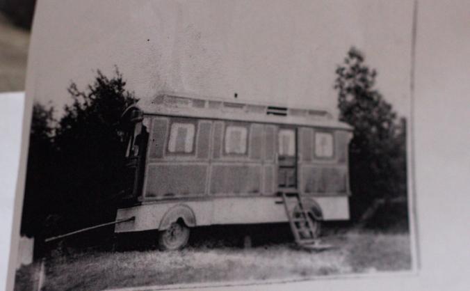 Restoring 1930s wagon