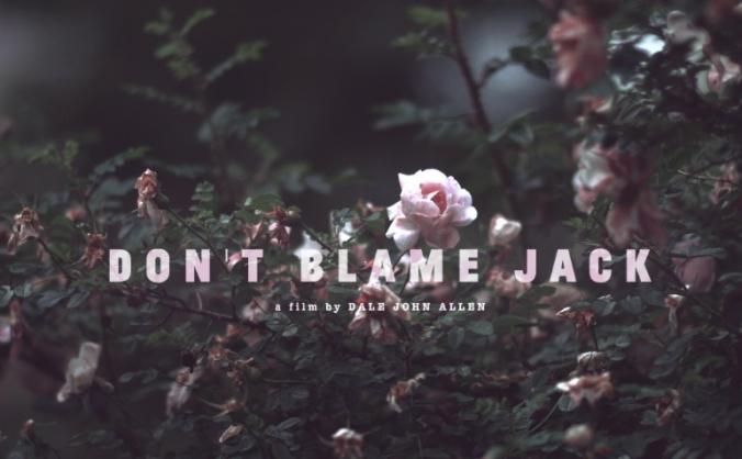 Don't Blame Jack
