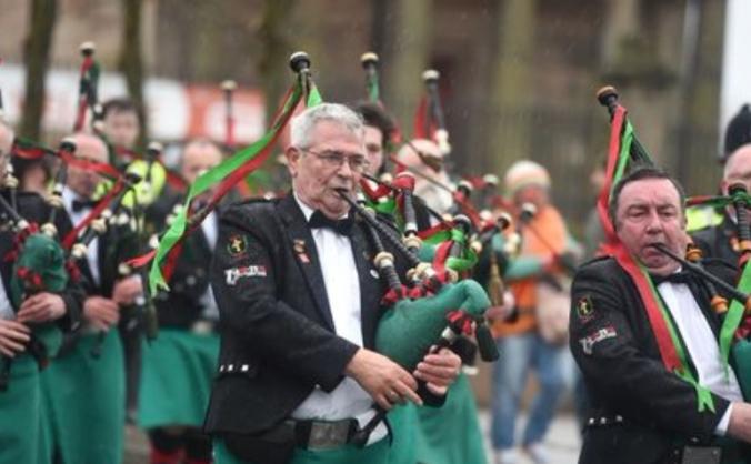 Liverpool St Patricks Day Parade Future Funding