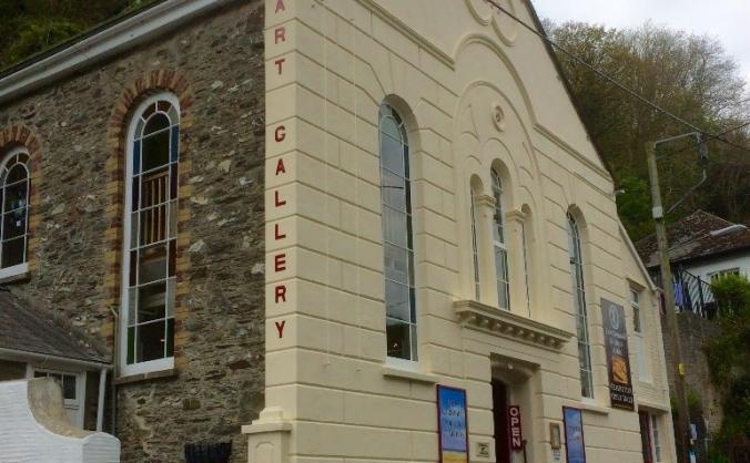 Ebenezer Gallery - we need slates!
