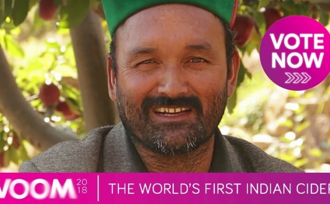 The World's First Organic Indian Cider.