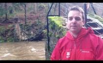 Save the wobbly bridge
