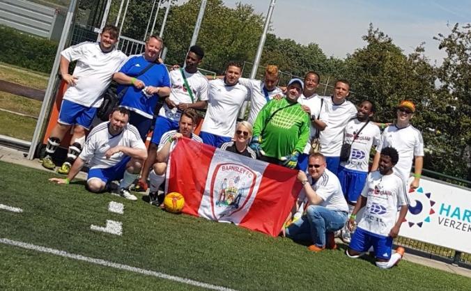 EASI World Cup - Barnsley FC
