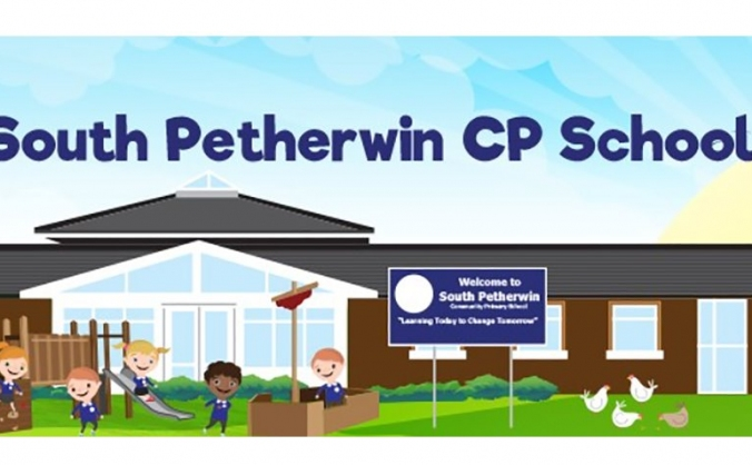 South Petherwin Primary School Library