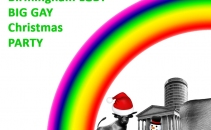 LGBT Christmas Party Birmingham