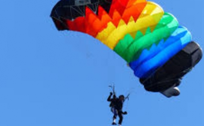 Clares Skydive