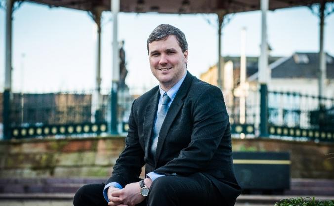 Elect Tom Arthur SNP for Renfrewshire South