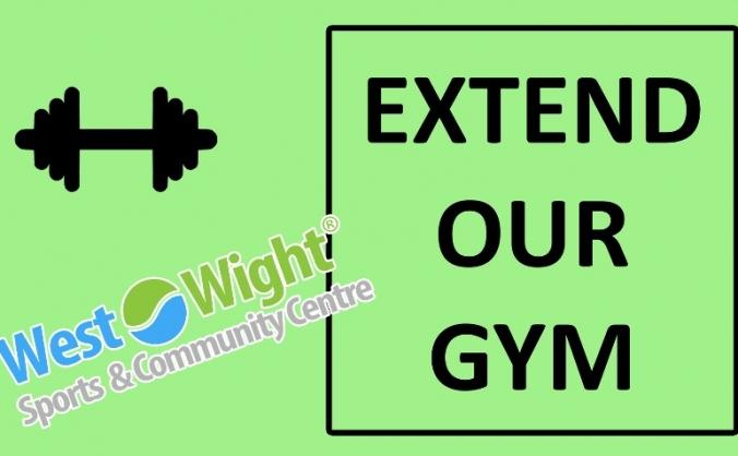 ExtendOurGym-West Wight Sports & Community Centre