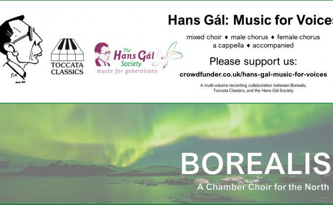 Hans Gál: Music for Voices