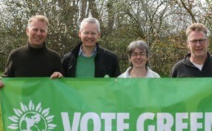 South Cambs Green Party District Council Election