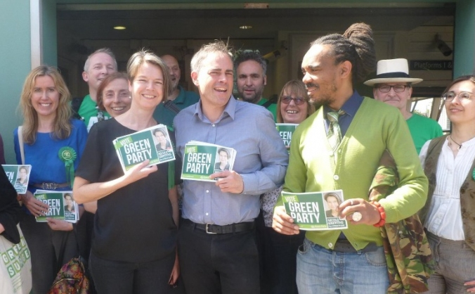 Coldharbour Green Party